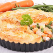 Chicken pot pie — Stock Photo #30337365