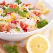 Rice salad — Stock Photo #30395821
