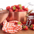Strawberry jam — Stock Photo #30956379