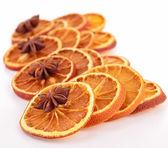 Dried orange — Stock Photo