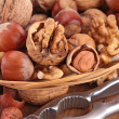 Assortment of nuts — Stock Photo #31738485
