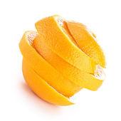 新鮮なスライスされたオレンジ色 — ストック写真