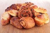 Assortment of pastries — Stock Photo