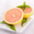 Grapefruit — Stock Photo #35012401