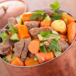 Beef stew — Stock Photo #35665143