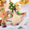 Gingerbread cookie — Stock Photo #36044477