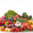 Assortment of vegetables — Stock Photo