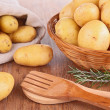 Постер, плакат: Potatoes