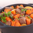Beef stew — Stock Photo #36301851
