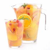 Sok owocowy — Zdjęcie stockowe