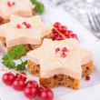 Festive appetizer — Stock Photo #37107987
