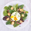 Poached egg — Stock Photo #38028673