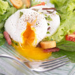 Poached egg — Stock Photo #38028679