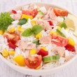 Rice salad — Stock Photo #39249551