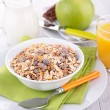 Foto de Stock  : Healthy breakfast