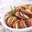 Stock Photo: Vegetable baked tian