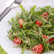 Salad with arugula — Stock Photo #40774493