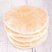 Pita bread — Stock Photo
