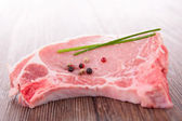 Raw pork — Stock Photo