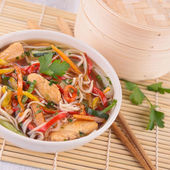 Kinesisk soppa — Stockfoto