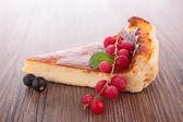 Cheesecake — Zdjęcie stockowe