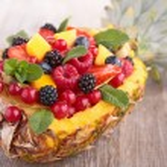 Fruit salad — Stock Photo #44583409