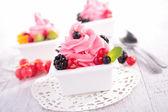 Läcker glass — Stockfoto
