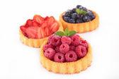 Fruit cakes — Stock Photo