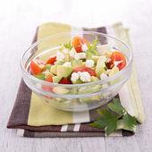 Avocado salad — Stock Photo