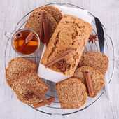 Spicy bread — Stock Photo
