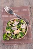 鶏肉と野菜 — ストック写真