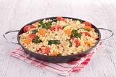 зерна і овочів — Stockfoto