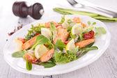Salade au saumon — Photo