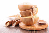 Tigela de cereais — Foto Stock