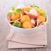 Cantaloupe salad — Foto de Stock