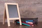 Little blackboard — Stock fotografie