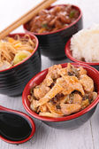 Asian cuisine — Stock Photo