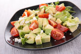 Avocado salad — Foto Stock