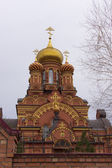 Arcitecture ortodoxa russa — Fotografia Stock