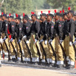 ������, ������: Police commandos showing their efforts during passing out parade