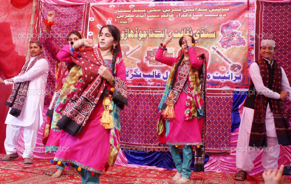 The Sindhi Cultural Day