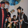 Stock Photo: AnitGhulam Ali awarding certificates among graduates students who passed PhysiciAssistant degree program during first convention