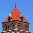 St Mary Church Greifswald — Stock Photo
