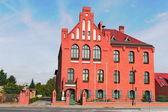 City Hall Storkow — Stock Photo