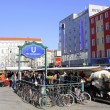 Market Berlin Neukoelln in Germany — Stock Photo