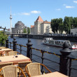 Picturesque view of Spree — Stock Photo #25182623