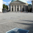 Stock Photo: Memorial and Hedwig Cathedral in Berlin, Germany
