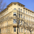 Stock Photo: Renovated town house in Berlin