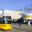 Berlin Alexanderplatz in Germany — Stock Photo