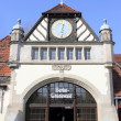 Stock Photo: Station Berlin Grunewald